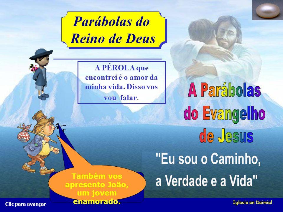 Iglesia en Daimiel Clic para avanzar Sabes que tu também és uma pérola preciosa.