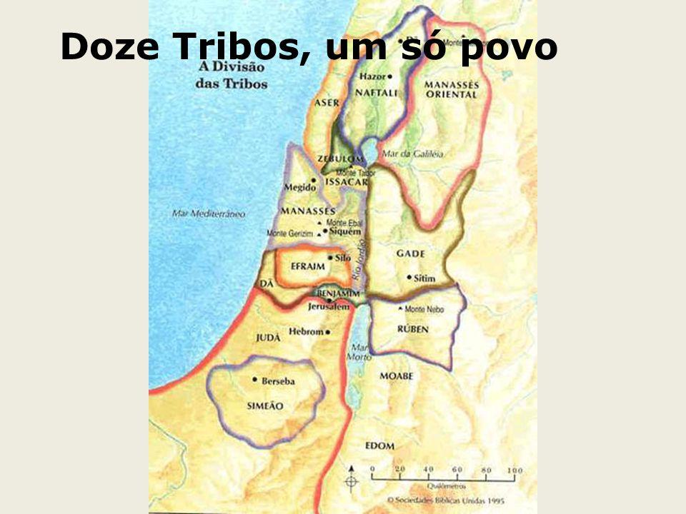 Doze Tribos, um só Reino