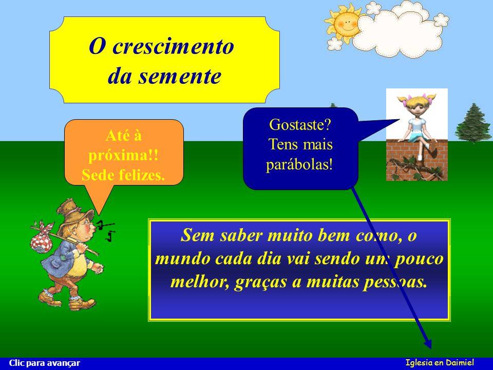 Iglesia en Daimiel Parábolas Do Reino de Deus Clic para avanzar