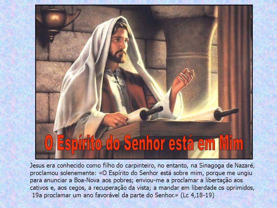 Mesmo os adversários, não conseguem negar as obras prodigiosas de Jesus, especialmente quando Ele expulsa os demónios.