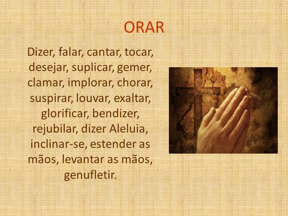 Oração no Antigo Testamento Moisés Isaías Ana