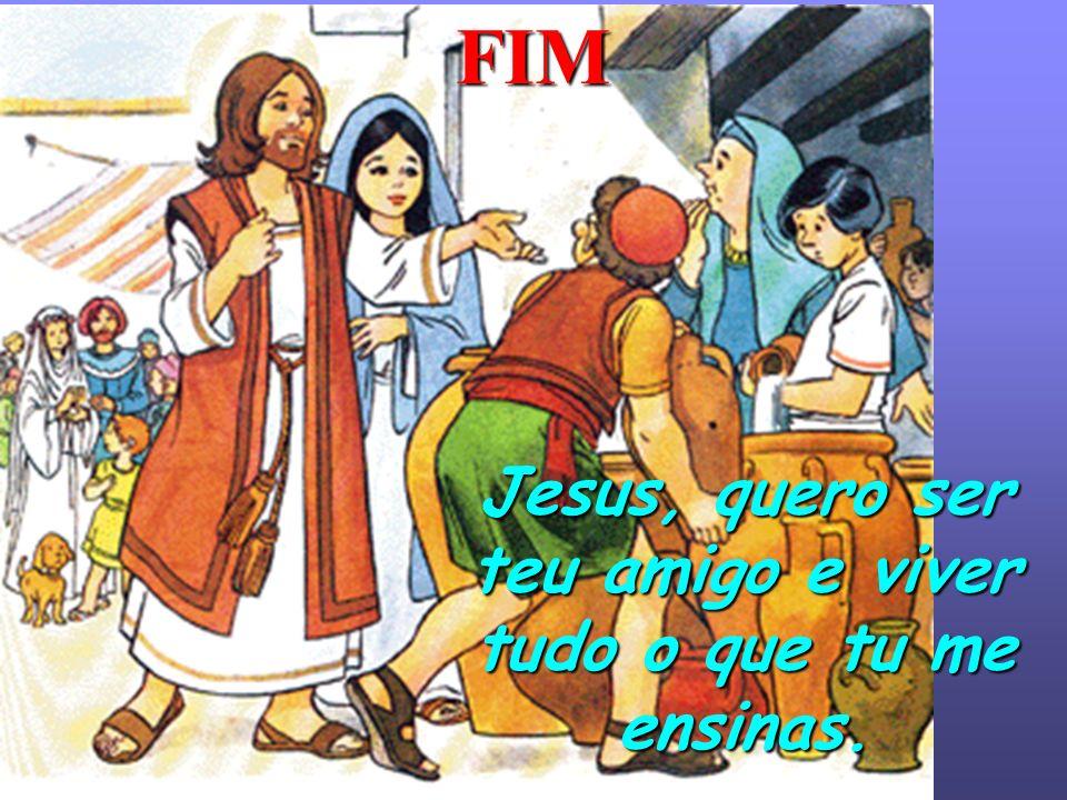 Jesus é Deus, mas também é homem como nós Um dia Jesus, cansado do caminho, sentou-se junto a um poço. Chegou uma mulher samaritana para tirar água. E