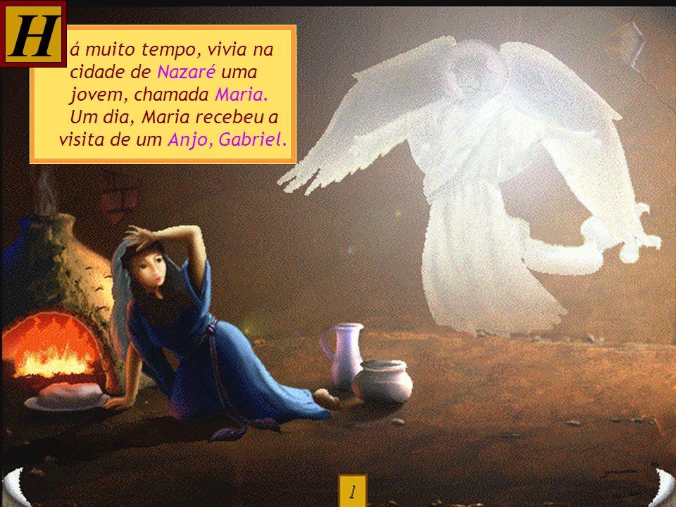 Jesus, Maria e José, que esteja sempre com os três FIM aria guardou como um tesouro o sucedido, e reconsiderou sobre ele.