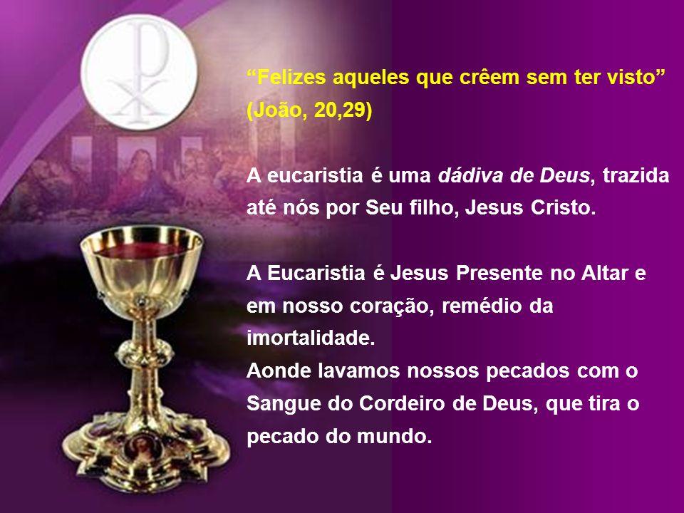 Em 24 de novembro 1994, uma jovem chamada Julia, teve a eucaristia transformada em carne e sangue dentro de sua boca enquanto o padre colocava a hósti