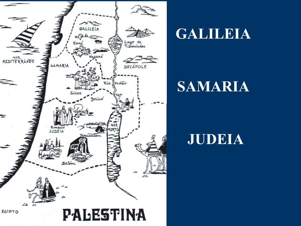 GALILEIA JUDEIA SAMARIA