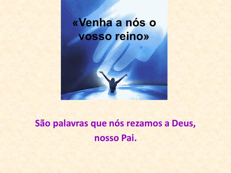 Santo, Santo, Santo é o Senhor! Santos Toda a vida santificaram o nome de Deus. Todos os dias louvavam o Senhor.