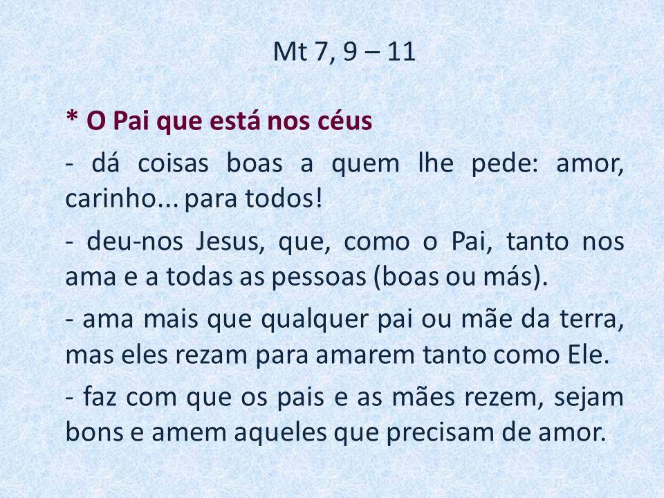Vós, Senhor, sois o nosso Pai Vós, Senhor, sois o nosso Pai.