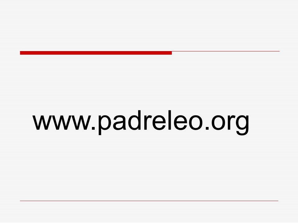 www.padreleo.org