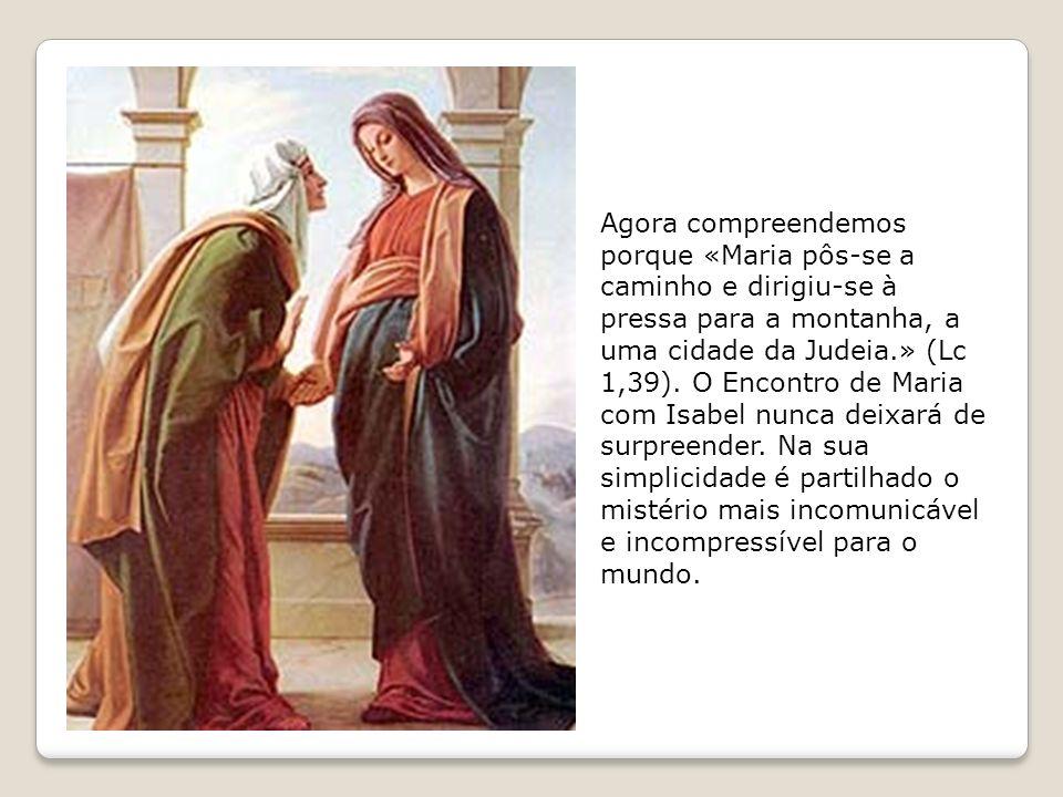 Num mundo incrédulo, duvidoso, pragmático, duas pessoas se encontram na amizade e partilham o projecto de Deus.