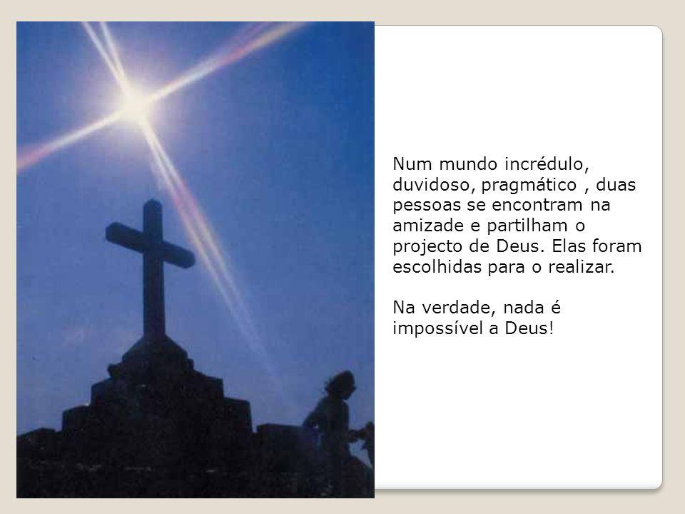 O próprio Deus interveio para realizar a salvação prometida.