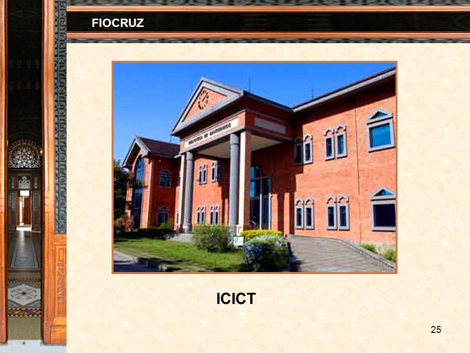 25 FIOCRUZ ICICT