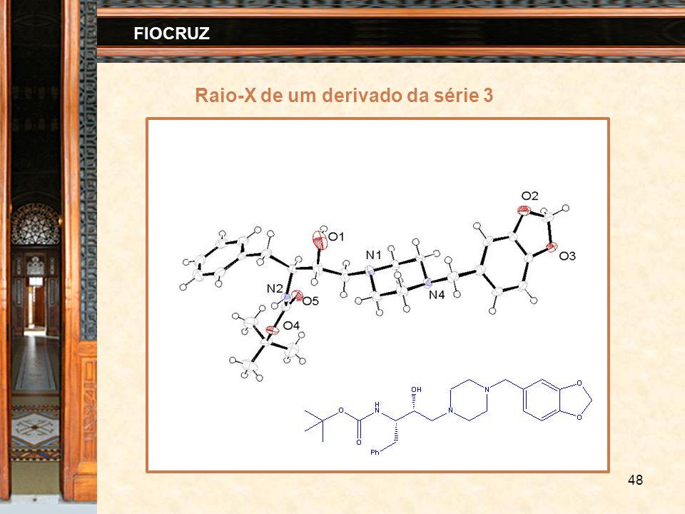 48 FIOCRUZ Raio-X de um derivado da série 3