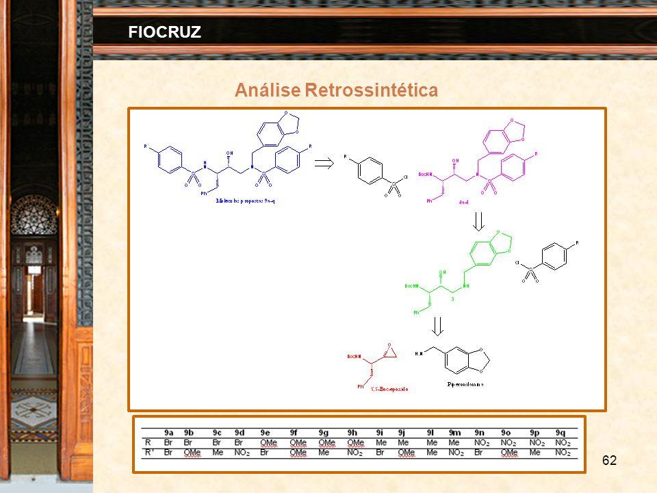 62 FIOCRUZ Análise Retrossintética