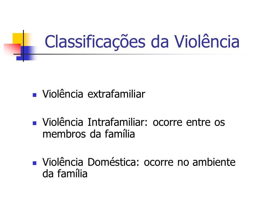 Violência na família Reconhecer a violência no contexto familiar implica em desnaturalizar um certo e hegemônico conceito de família em que os conflitos (que podem gerar violência) são entendidos como uma ameaça a solidez e estrutura supostamente existente.