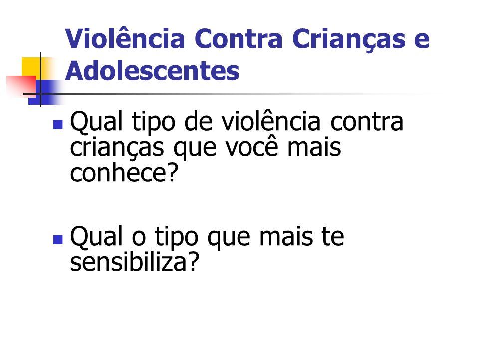 No Brasil os maus-tratos foram tratados na Constituição Federal (art.