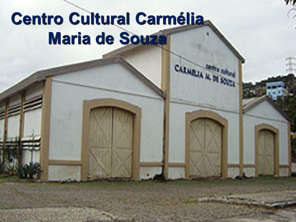 31 Centro Cultural Carmélia Maria de Souza