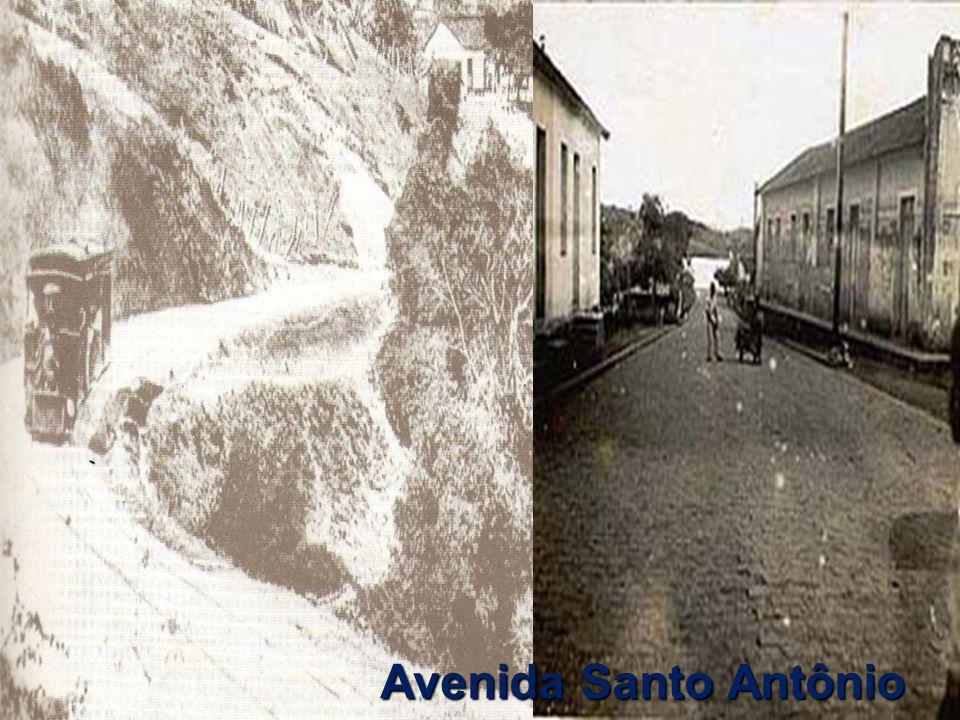 Avenida Santo Antônio