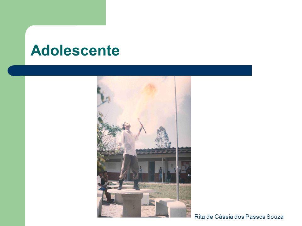 Rita de Cássia dos Passos Souza Adolescente