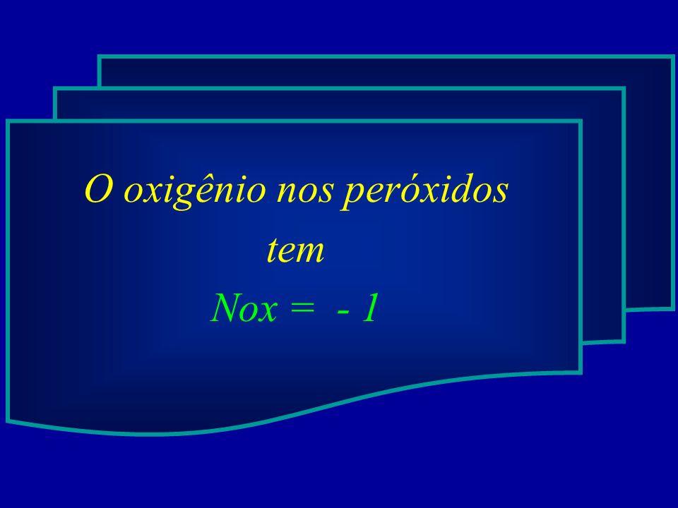 01) Nas espécies químicas MgH 2 e H 3 PO 4 o número de oxidação do hidrogênio é, respectivamente: a) + 1 e + 3. b) – 2 e + 3. c) – 1 e + 1. d) – 1 e –