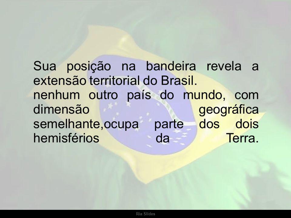 A estrela isolada é Spica,a principal estrela (estrela alfa) da constelação de Virgem. Na bandeira do Brasil, Spica tornou-se a representação do Estad