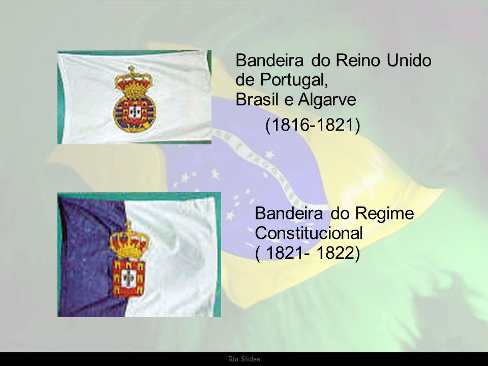 Ria Slides Bandeira de D. Pedro II, de Portugal (1683 - 1706) Bandeira Real Século XVII (1600 - 1700)