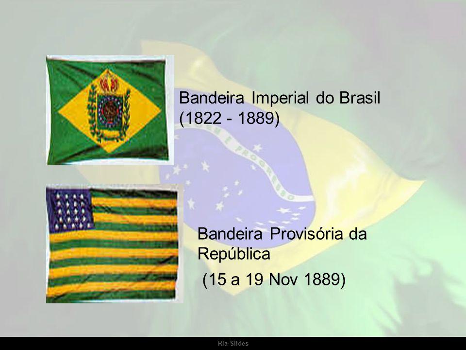 Ria Slides Bandeira do Reino Unido de Portugal, Brasil e Algarve (1816-1821) Bandeira do Regime Constitucional ( 1821- 1822)