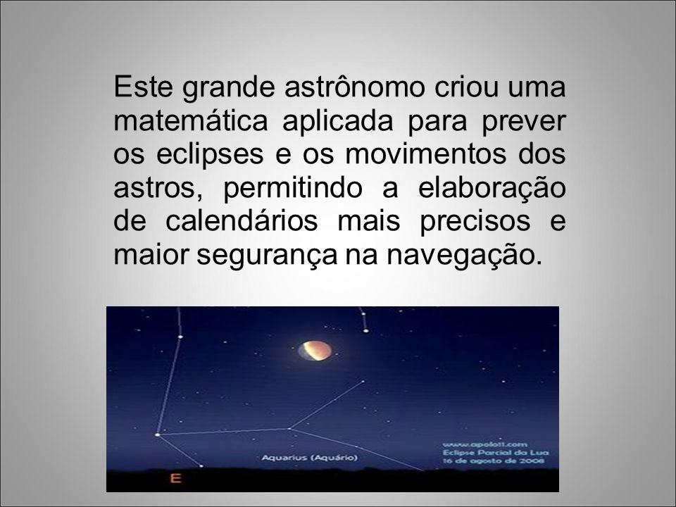 Acredita-se que, como ciência, a Trigonometria nasceu com o astrônomo grego Hiparco de Nicéia (190 a.C.-125 a.C.).