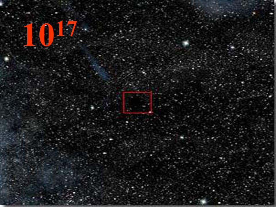 Agora temos o núcleo de um átomo de Carbono bem a nossa frente! 10 -14 10 Femtômetros