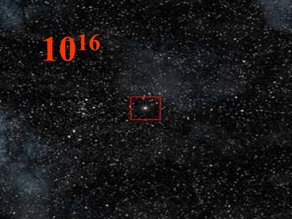 10 5 O planeta Terra nada mais é do que um cisco na imensidão espacial...