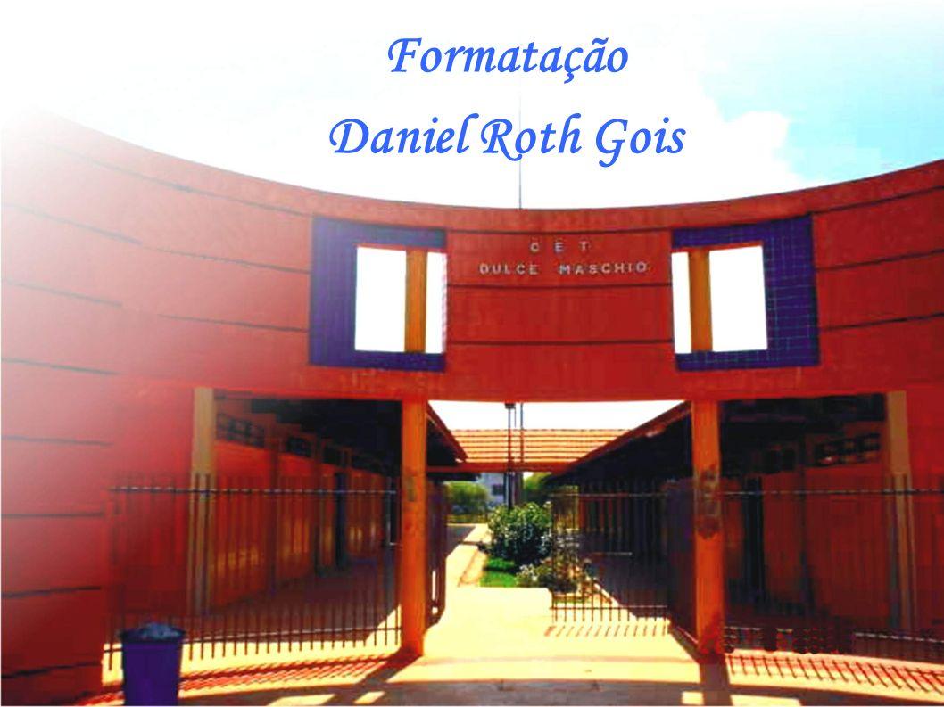 Formatação Daniel Roth Gois