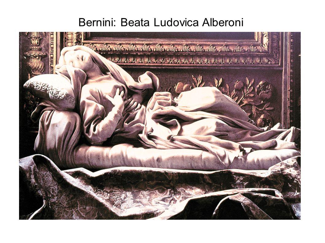 ÊXTASE DE SANTA TERESA DE ÁVILA, BERNINI – 1645-52