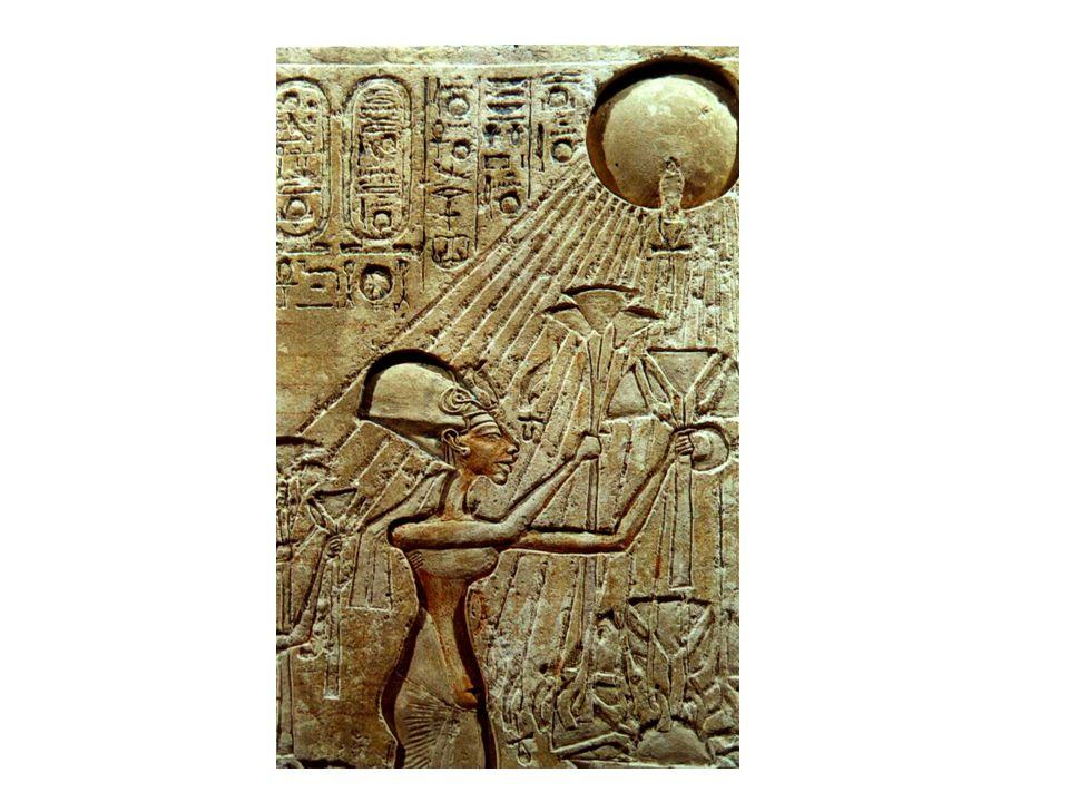 AS CARTAS DE AMARNA Tabuletas de barro escritas em cuneiformes durante o século 14aC Contem principalmente correspondência diplomática e cartas de reis de Babilônia, Assíria, e Sírio-Palestina.