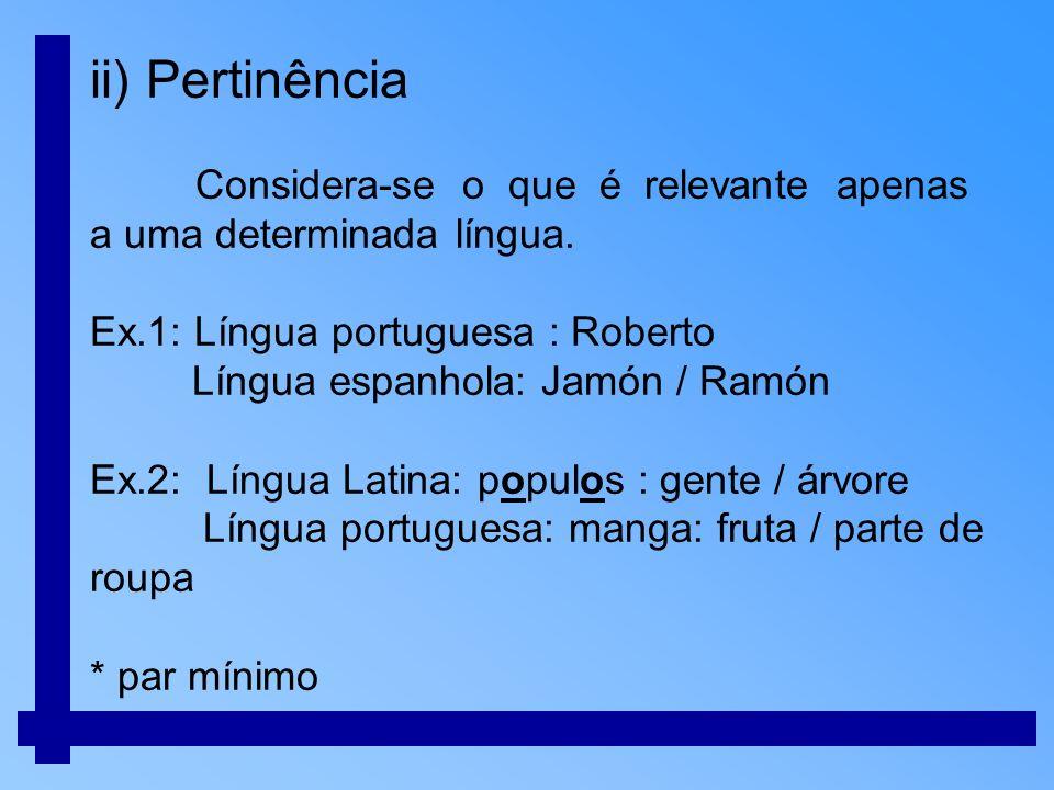 iii) Lingüística de campo.corpora.