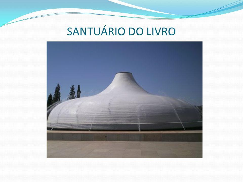 SANTUÁRIO DO LIVRO
