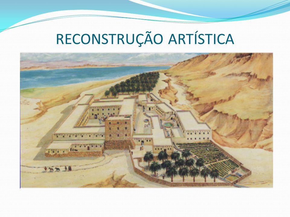 RECONSTRUÇÃO ARTÍSTICA