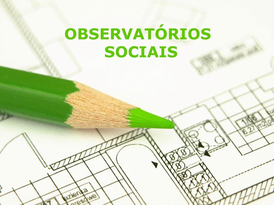 Page 1 OBSERVATÓRIOS SOCIAIS