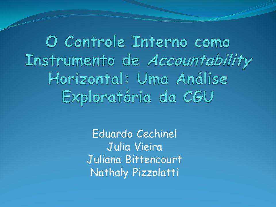 Eduardo Cechinel Julia Vieira Juliana Bittencourt Nathaly Pizzolatti