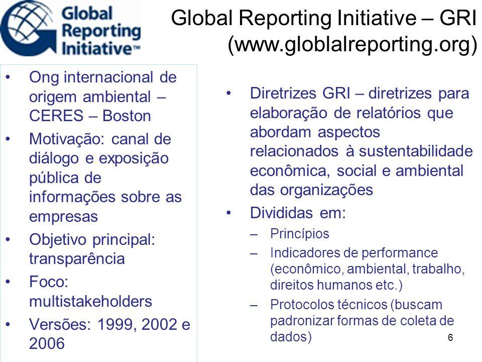 5 Paula Chies Schommer – Sistemas de Accountability – UDESC/ESAG – 2009 Accountability na gestão empresarial PRINCÍPIOS DE GOVERNANÇA CORPORATIVA (And