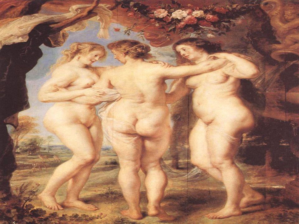 Pintura Flamenga A pintura flamenga floresceu no começo do século XV até o século XVII.