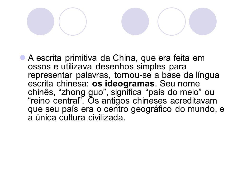 Economia A China possui atualmente uma das economias que mais crescem no mundo.
