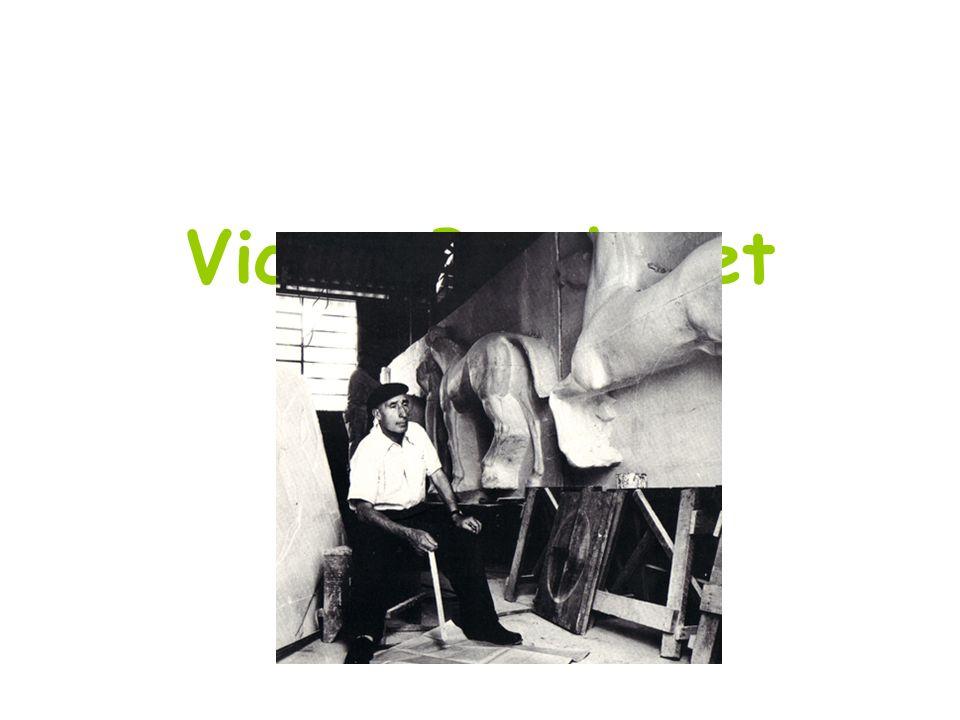 Vida e obra *~~ Victor Brecheret Cearnese, Província de Virtebo na Itália, nascido em 22 de Fevereiro de 1894 – e morreu em São Paulo, 17 de Dezembro de1955.