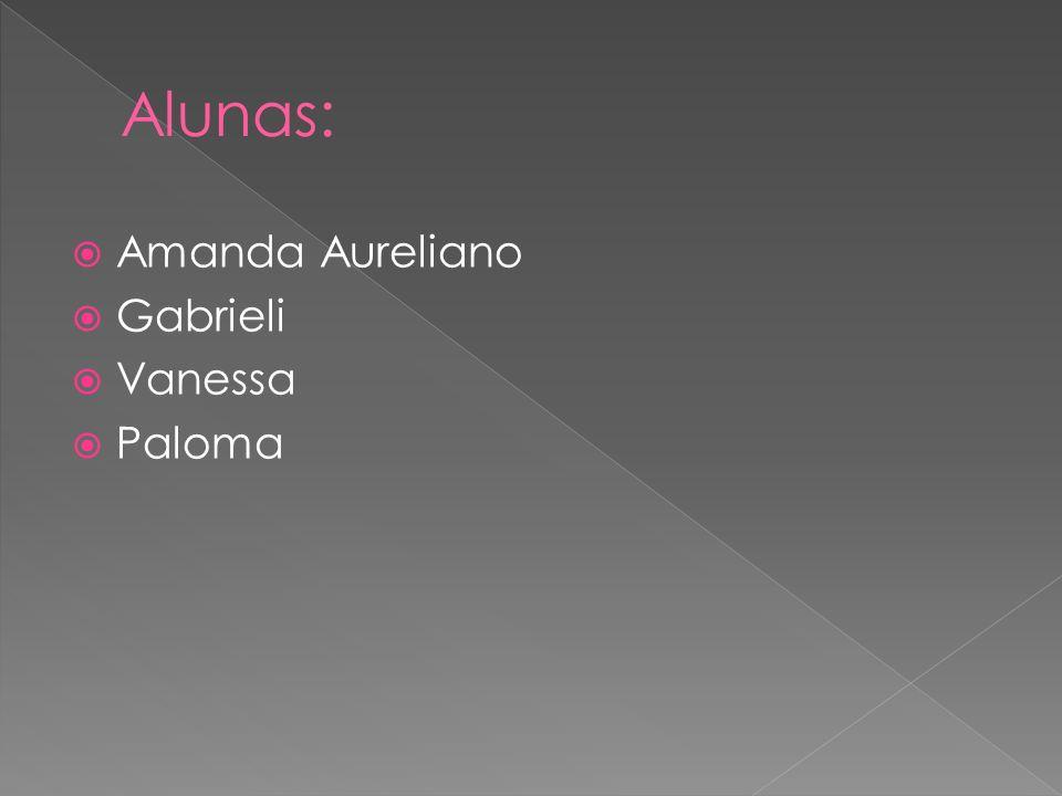 Amanda Aureliano Gabrieli Vanessa Paloma