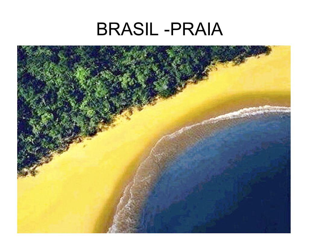 BRASIL -PRAIA