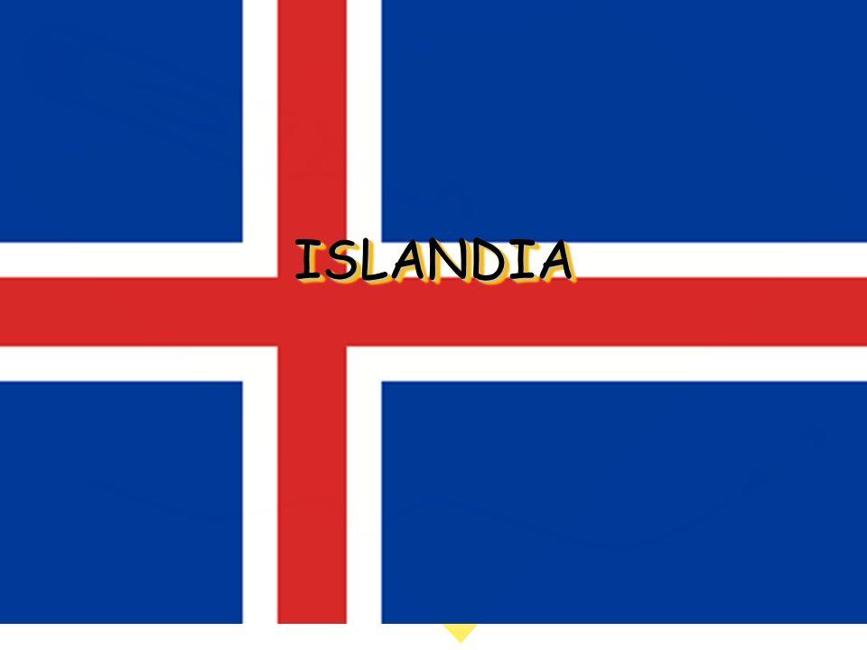 ORIGEM DO NOME A Islândia é, em termos geológicos, uma ilha recente.