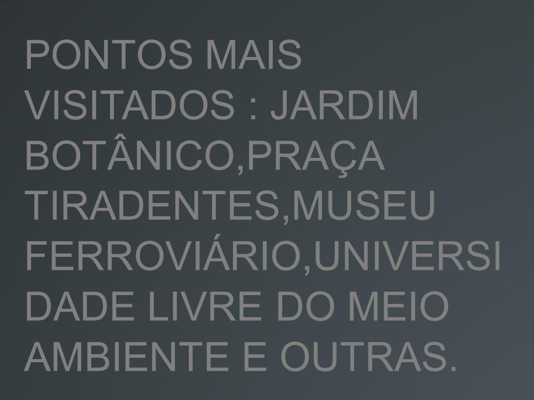 PROBLEMAS AMBIENTAIS: Conhecida como capital Ecológica do Brasil, Curitiba ganhou destaque pelos altos investimentos na arquitetura e urbanismo. Reple