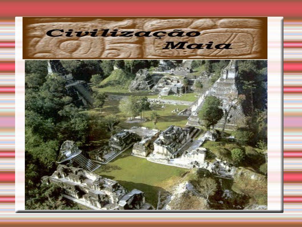 Maias O povo maia habitou a região das florestas tropicais das atuais Guatemala, Honduras e Península de Yucatán (região sul do atual México).
