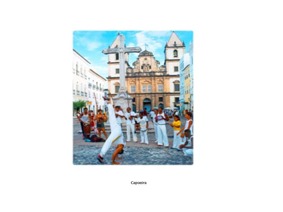 O Centro-oeste brasileiro tem sua cultura representada pelas Cavalhadas e Procissão do Fogaréu, no Estado de Goiás, o Cururu em Mato Grosso e Mato Grosso do Sul.