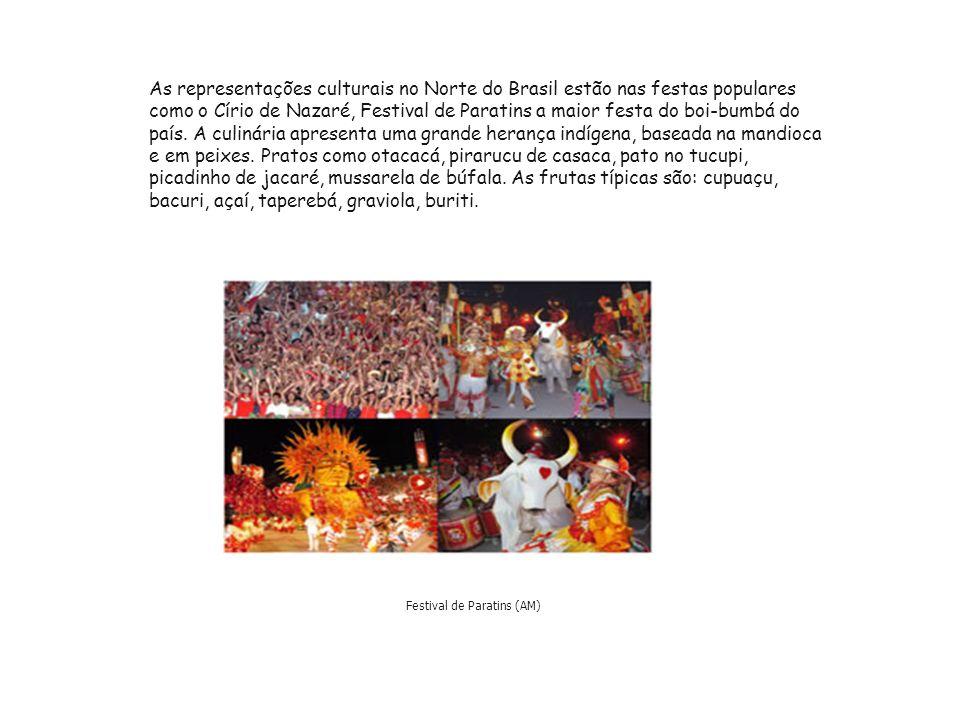 No Sudeste, várias festas populares de cunho religioso são celebradas no interior da região.