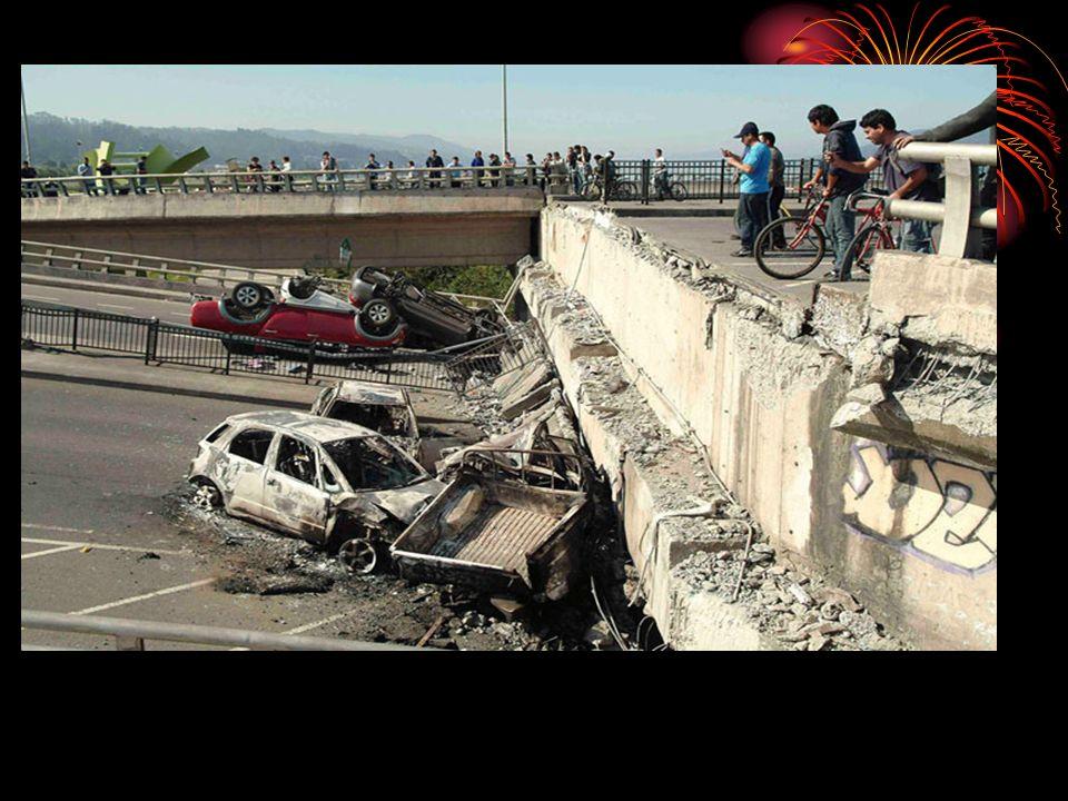 O tremor foi sentido nos países vizinhos, inclusive no Brasil.
