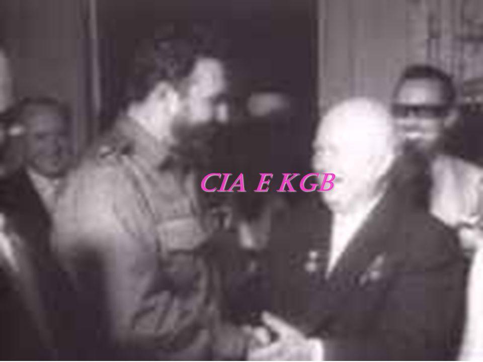 CIA E KGB